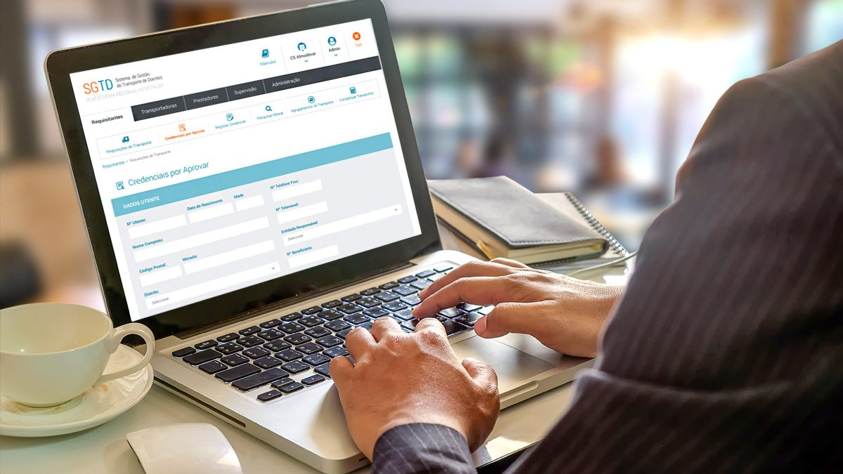 PTMS is a web application that provides full coverage to the patient transport process in National HealthCare System, from the medical prescription, to the accounting of the transport.