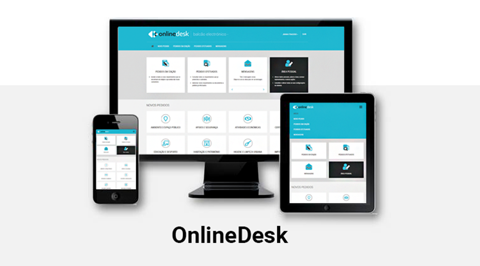 OnlineDesk for Public Services